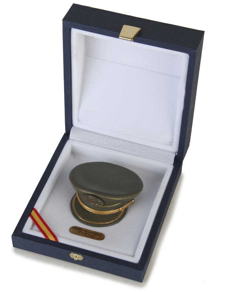 Gorra de plato de Suboficial del Ejército de Tierra