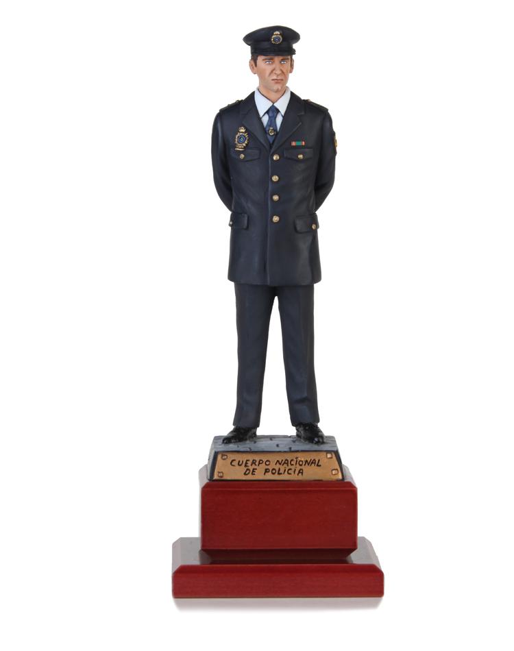 Agente Cuerpo Nacional de Policia 17,5 cm