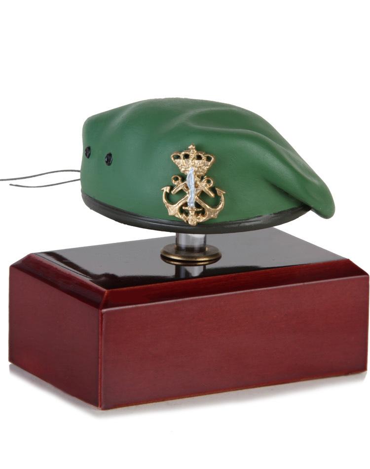 Boina de la Fuerza de Guerra Naval Especial