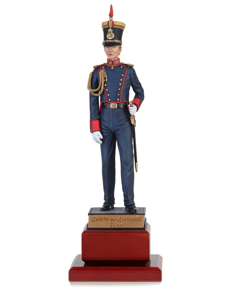 Artillery Cadet 1844