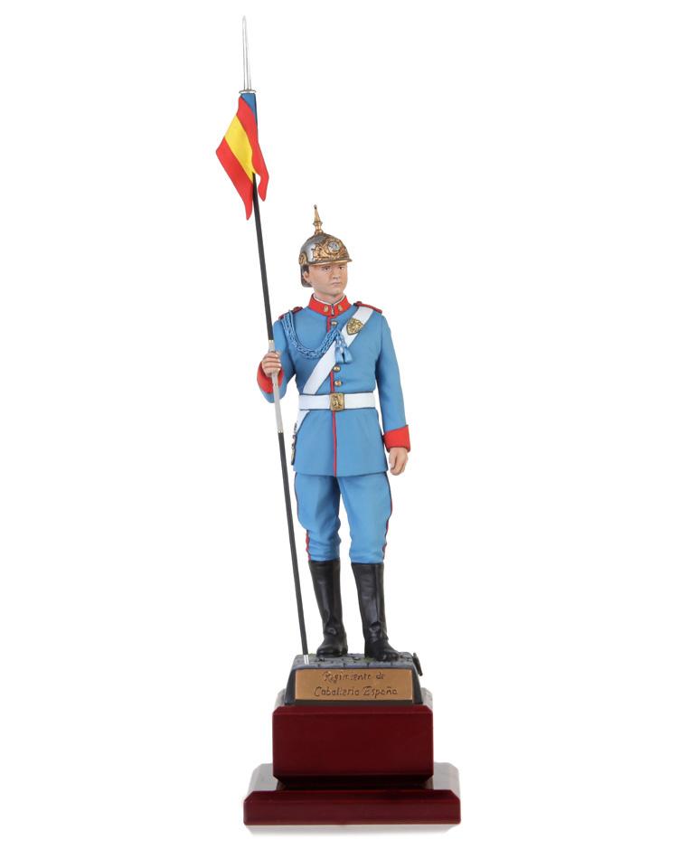 Lancero de Regimiento de Caballería