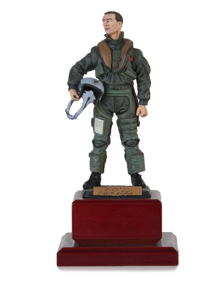 Piloto de Caza Ejército del Aire Español