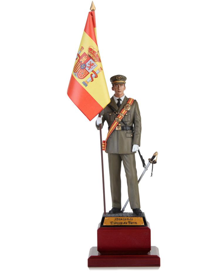Lieutenant Standard Bearer