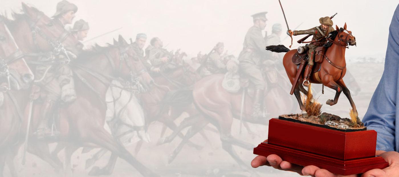 Caballo Regimiento Alcántara