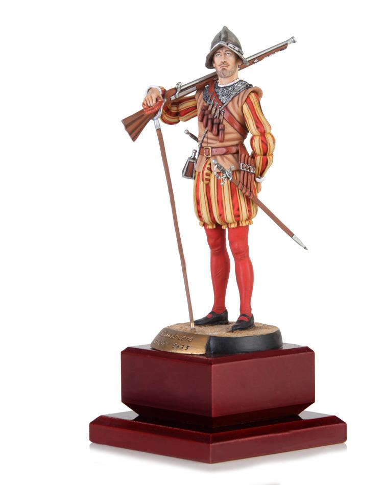 Arcabucero 1535 - Ferprad