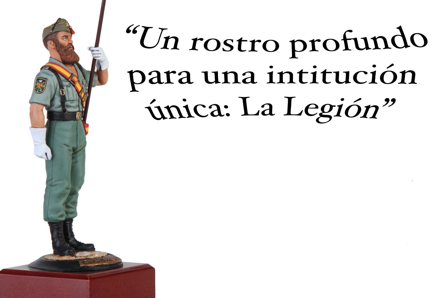 Caballero Legionario Portaestandarte - Ferprad
