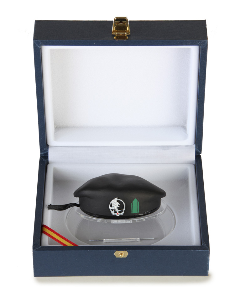 BERET OF THE SQUADRON OF SUPPORT TO AIR DEPLOYMENT