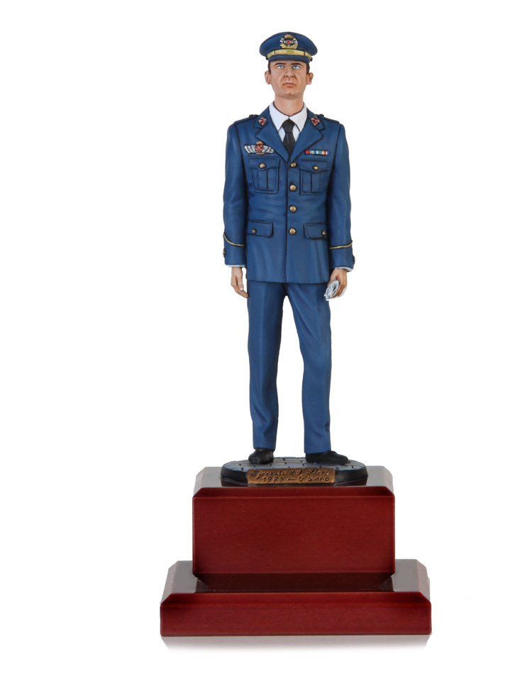 Spanish Air Force Commander 1989