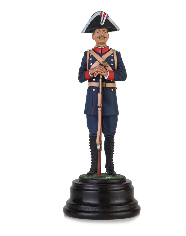 Guardia Civil Fundacional 1844 -13 cm
