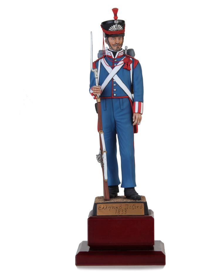 Sargento de Infantería Griego
