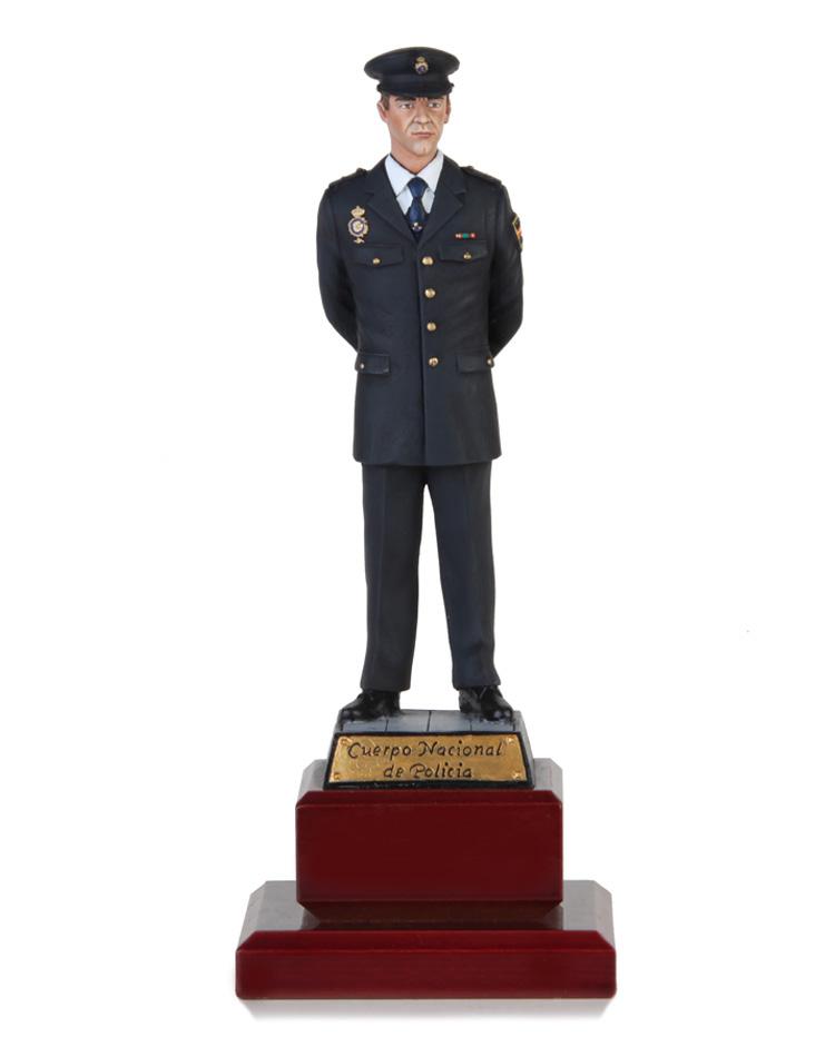 Agente Cuerpo Nacional de Policía 13,5 cm