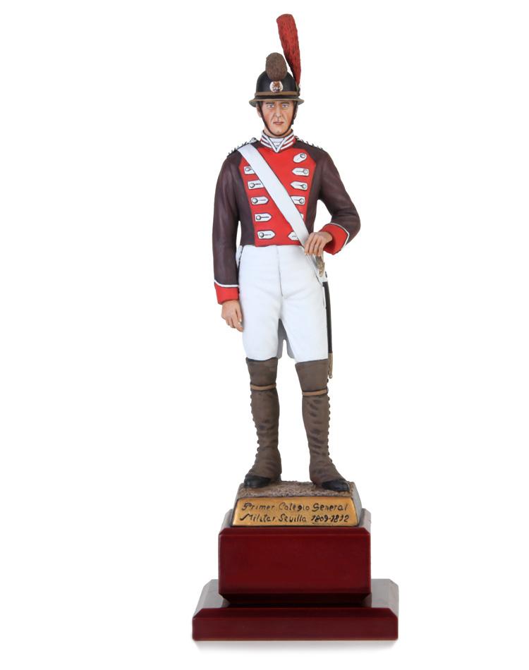 Primer Colegio Gral Militar Sevilla 1809 -1812