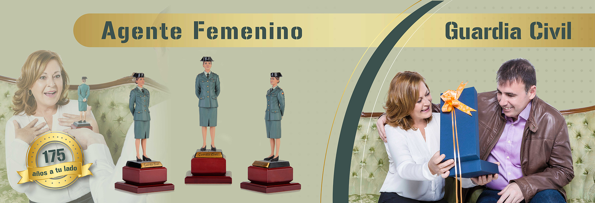 Guardia Civil - Agente Femenino