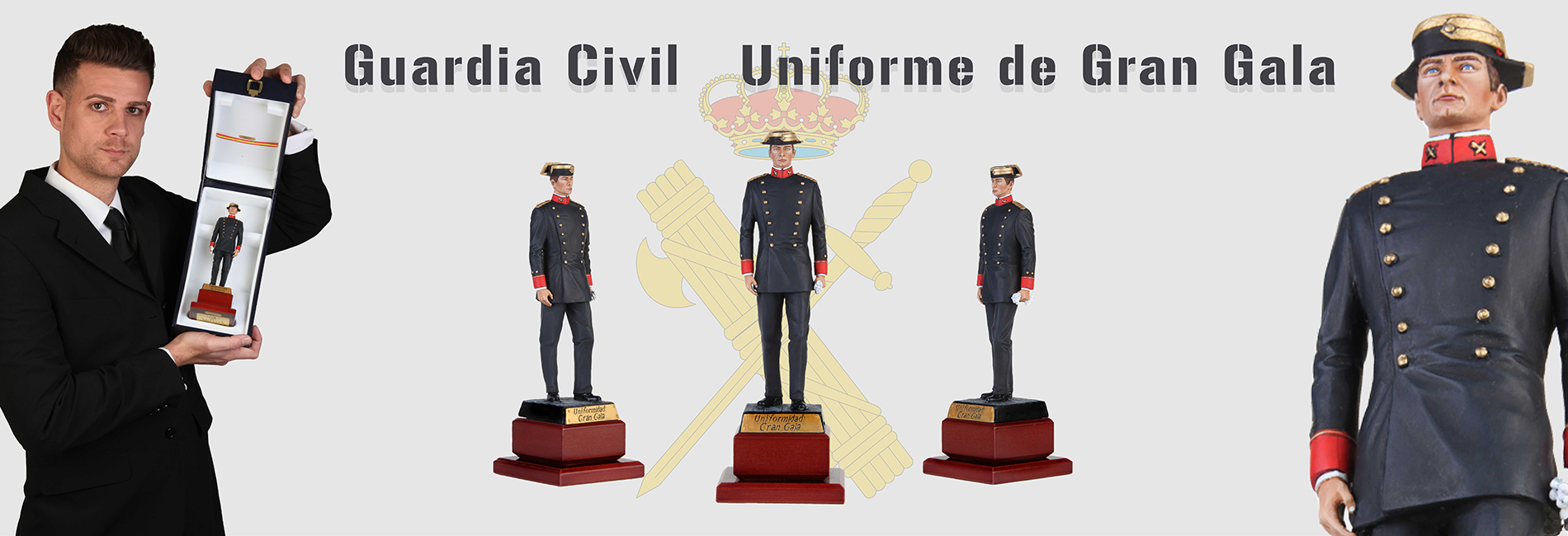 Guardia Civil - Uniforme Gran Gala